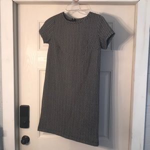 New York & Co Black and White Woven Dress🇺🇸